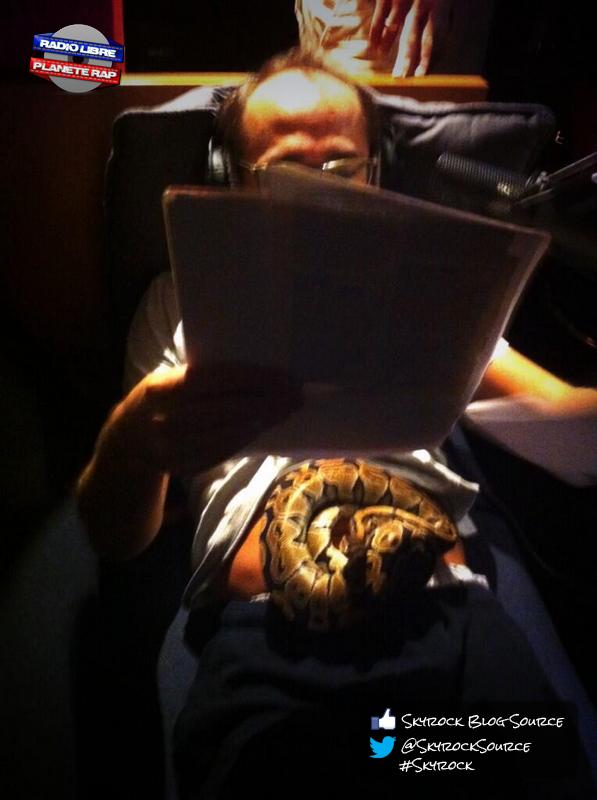 Radio Libre | Romano lit le sommaire du Problème du Mois avec les serpents