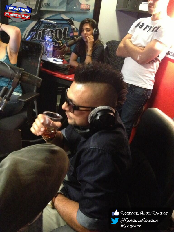 Radio Libre | Sean Paul dans la Radio Libre