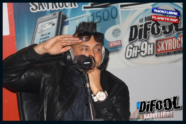Radio Libre | Sean Paul dans la Radio Libre (2)