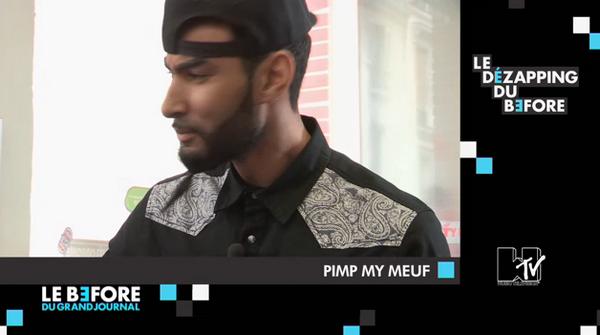 La Fouine | Dans le Dézapping de Canal +