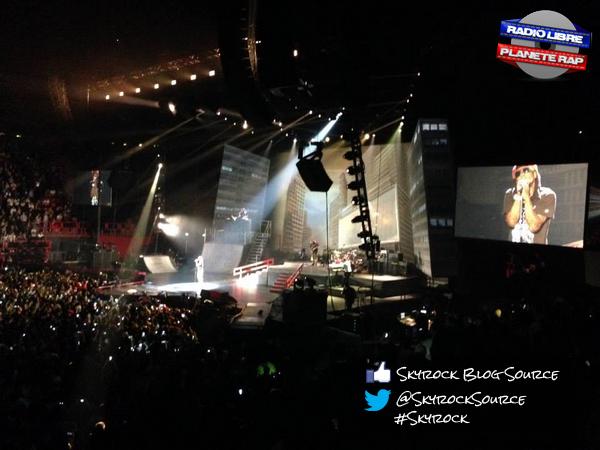 Concert | Lil Wayne à Bercy !