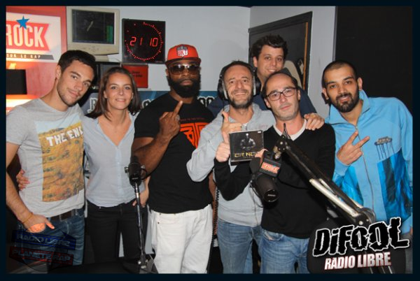 Radio Libre | Kaaris de retour dans le studio