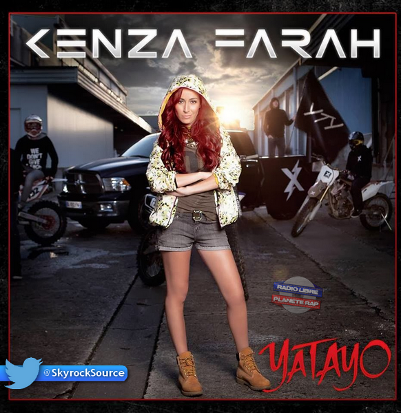 Kenza Farah | 1er extrait de « Karismatik » disponible demain : « Yatayo »