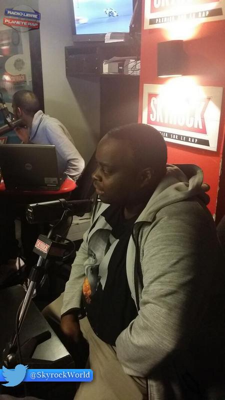 Radio Libre | Issa Doumbia de passage dans l'émission
