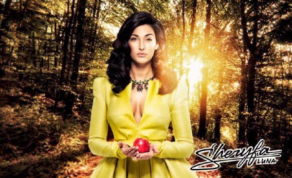 Sheryfa Luna - Comme d'Habitude | Audio