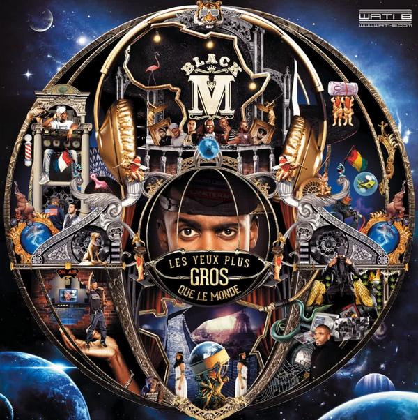Black M - Sur ma route | Audio