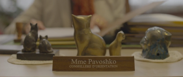Black M - Mme Pavoshko | Clip Officiel