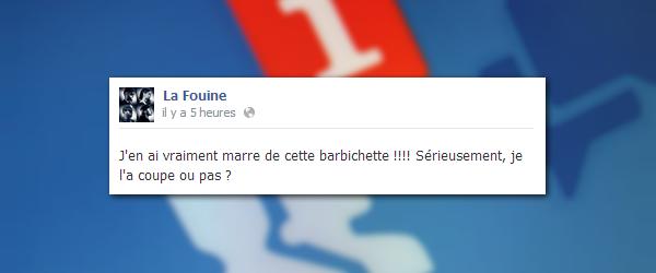 La Fouine | Couper la barbichette ?