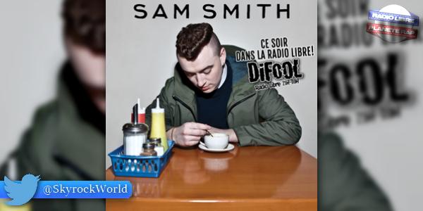 Sam Smith | Dans la Radio Libre ce soir !