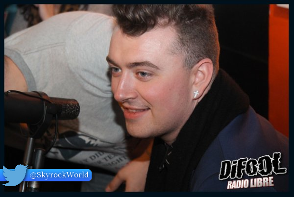Radio Libre | Sam Smith dans l'émission !