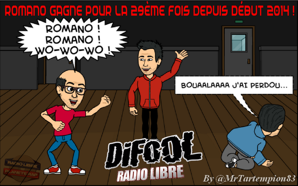 Radio Libre | Clash de la Drague - Mercredi 09 Avril 2014