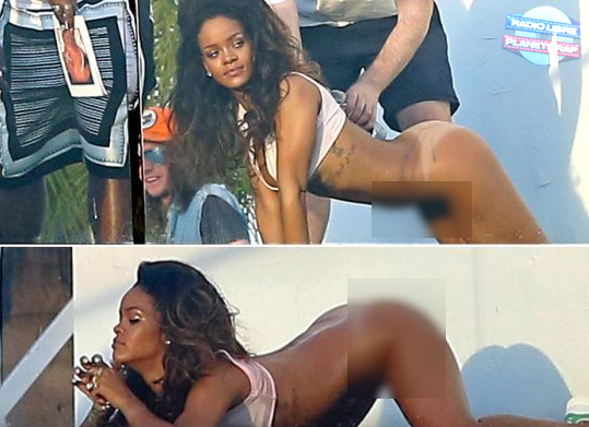 Rihanna | Encore des photos d'elle dénudée !!
