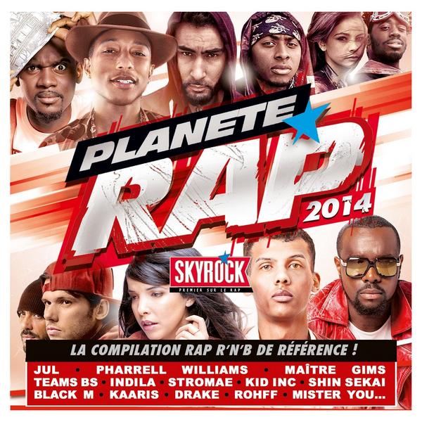L'erreur fatale sur la pochette de la compil « Planète Rap 2014 » !