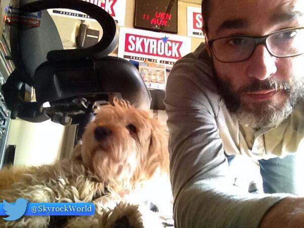 Morning de Difool | Petit selfie entre Romano et Memette