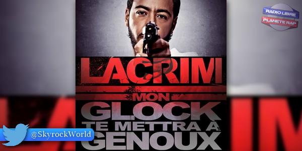 Lacrim - Mon Glock Te Mettra A Genoux | Audio