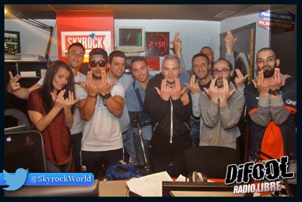 Radio Libre | Jul en featuring avec Romano sur « Dans ma paranoïa »