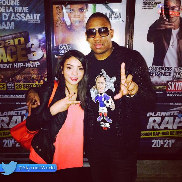 Planète Rap | Isleym - Lundi 21 Avril 2014