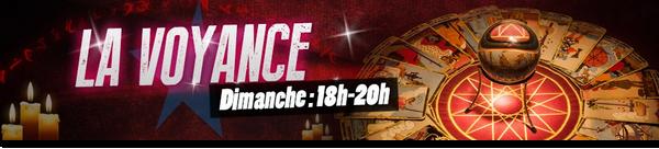 La Voyance   Dimanche 27 Avril 2014 - Replay
