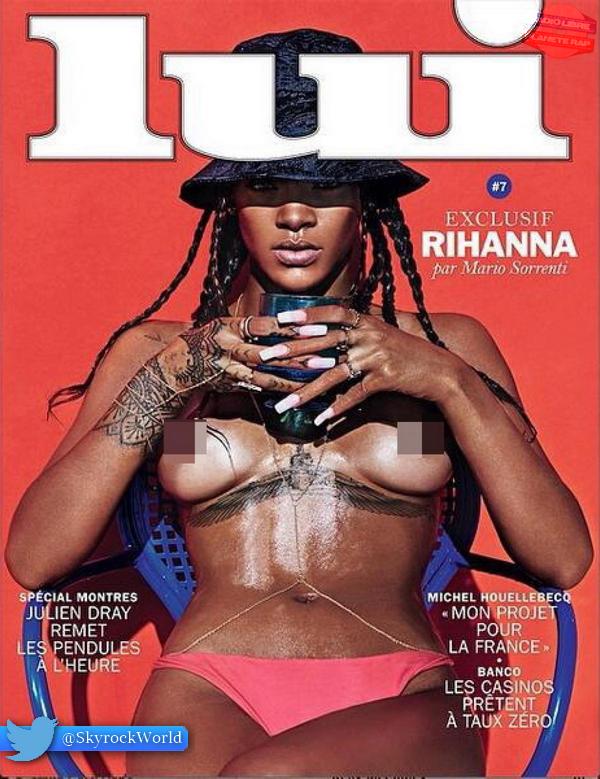 Rihanna | Encore une nouvelle photo qui fait parler d'elle !