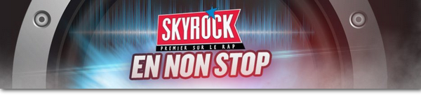 Le furet d'une auditrice qui écoute Skyrock !
