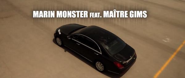 Marin Monster ft Maitre Gims - Pour commencer | Premier extrait du clip