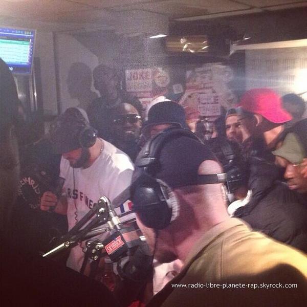 Planète Rap | L'Entourage - Vendredi 30 Mai 2014 (photos)