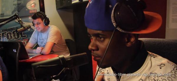 Radio Libre | Black M en duo avec Romano avec « Sur ma route » !