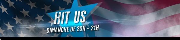 Hit US | Dimanche 1er Juin 2014