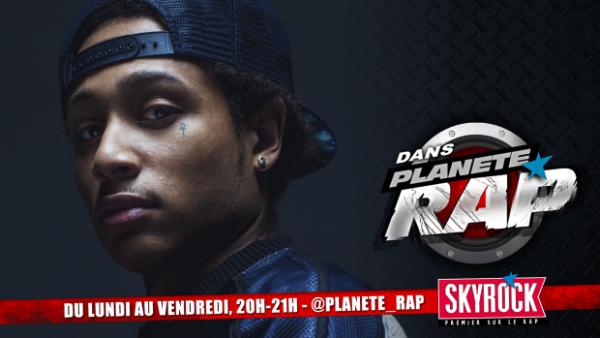 Planète Rap | Joke - Lundi 02 et Mardi 03 Juin 2014 (lives)