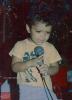 Bruno Mars | Son premier micro quand il été petit