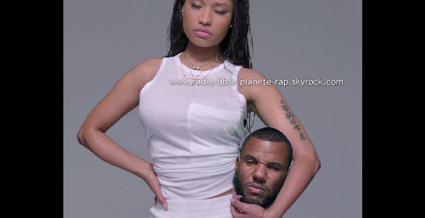 Nicki Minaj - Pills N Potions | Clip Officiel