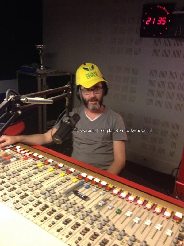 Radio Libre | Romano en mode Coupe du Monde 2014 !