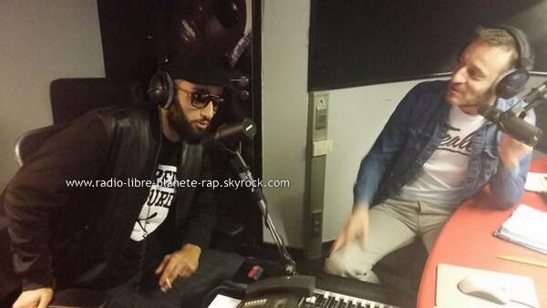 Radio Libre | Niro de passage dans le studio