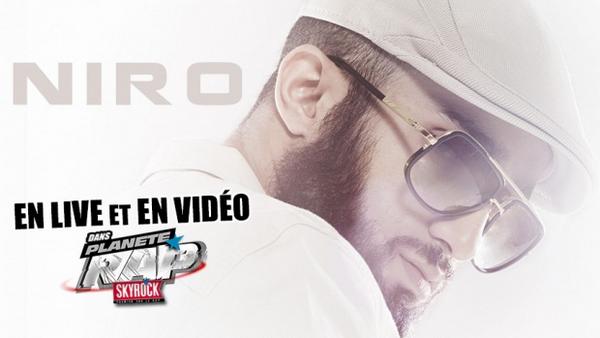 Planète Rap | Niro - Vendredi 13 Juin (replay)