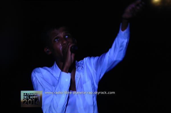 Stromae | En live en duplex dans « La Chanson de l'Année 2014 » !