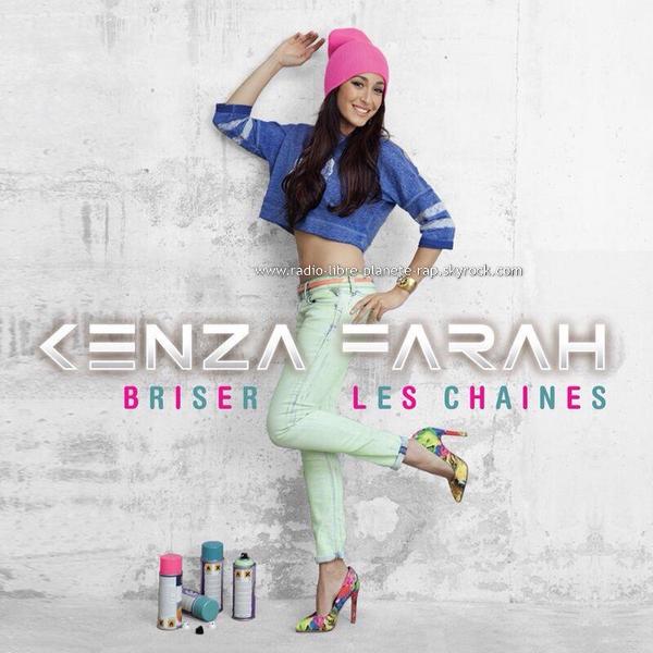 Kenza Farah | Le visuel de son prochain single : « Briser les chaînes »