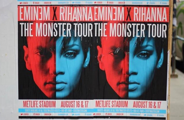 Le « Monster Tour » en escale à New York !