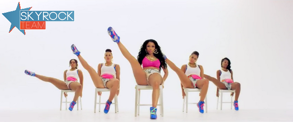 Nicki Minaj - Anaconda | Clip Officiel