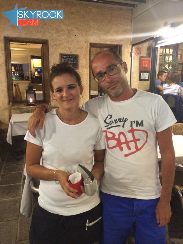 Romano et Cariole cet été !