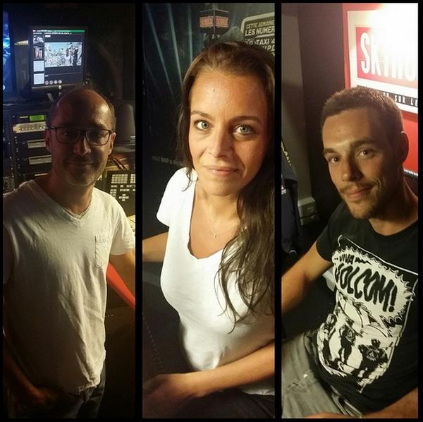 Radio Libre | Le bronzage de l'équipe