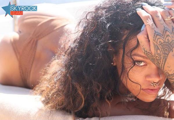 Rihanna | Un nouveau shooting estival !
