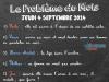Radio Libre | Problème du Mois - Jeudi 4 septembre 2014