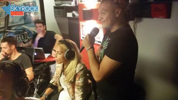 Radio Libre | Kayna Samet, Dj Hamida et Lartiste dans le studio