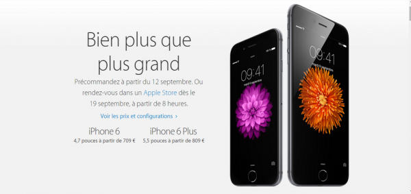 Les nouveaux iPhone, trop chers ?