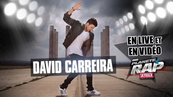Planète Rap | David Carreira - Lundi 15 septembre 2014