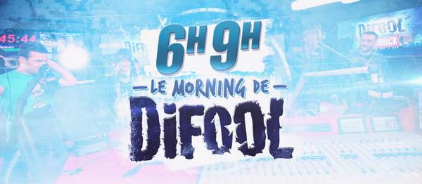 Morning de Difool | Soprano fait découvrir « Fresh Prince » en exclu !