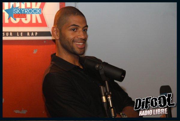 Radio Libre | Nicolas Batum dans l'émission !