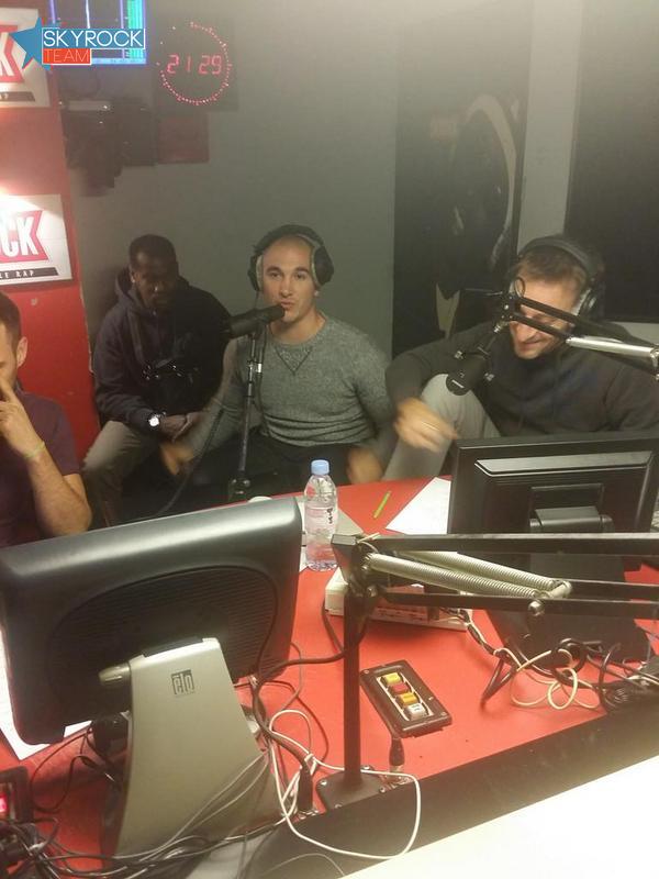 Radio Libre | Maska dans l'émission !