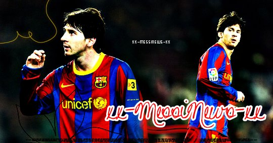 » ______l_______xx-Messinews-xx.skyrock.com___________The best source about Messi____/________Article ; News about Messi__+__l______