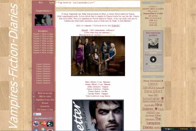 Interview de Vampires-Fiction-Diaries